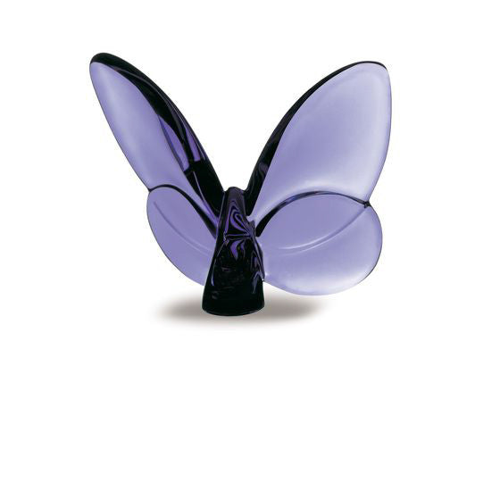 Purple Lucky Butterfly