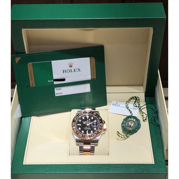 ROLEX ROOTBEER 40MM 126711CHNR - PRE-OWNED
