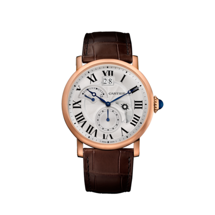 Rotonde de Cartier Second Time Zone Day/Night W1556240