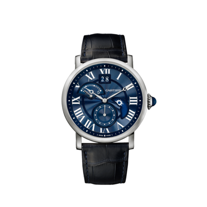Rotonde de Cartier Second Time Zone Day/Night W1556241