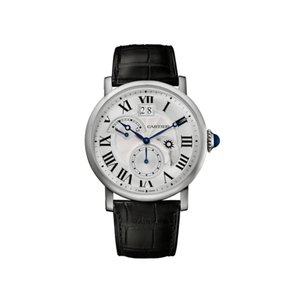 Rotonde de Cartier Second Time Zone Day/Night W1556368