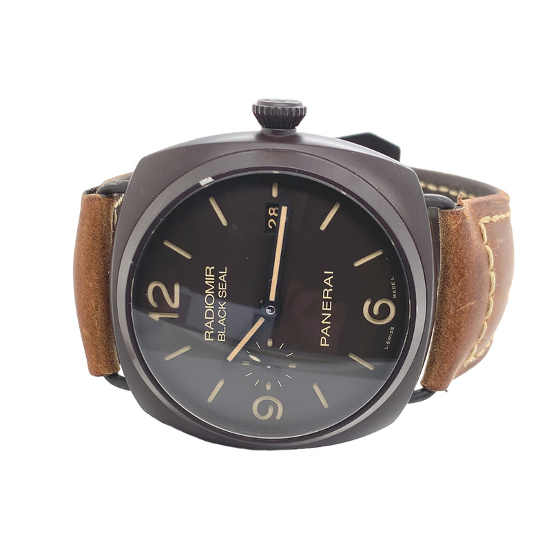 Panerai Radiomir Composite Black Seal 3 Days Automatic PAM00505 - Certified Pre-Owned