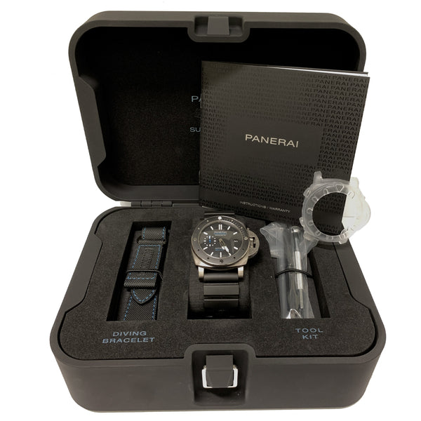 Panerai Submersible Amagnetic 47MM PAM01389 - Certified Pre-Owned