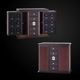 The Biometric Twelve Module Unit Watch Winder