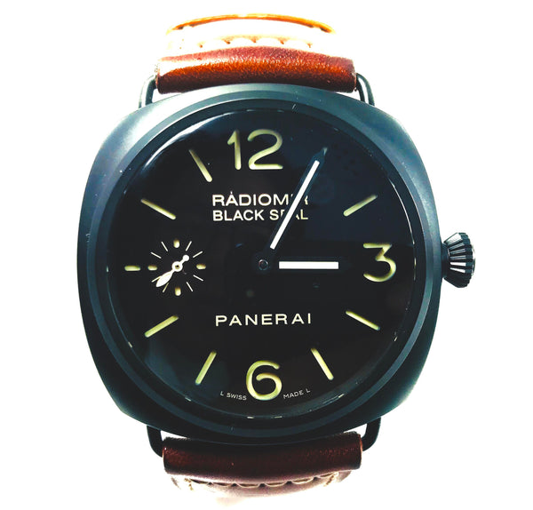 Panerai Radiomir Black Seal PAM00292 Pre-Owned