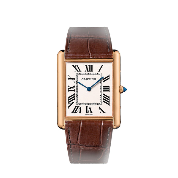 Tank Louis Cartier Extra-Flat Watch W1560017