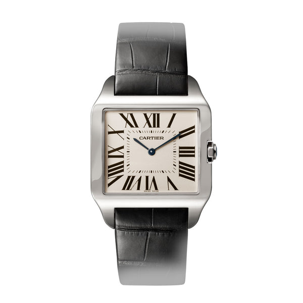 Cartier Santos-Dumont watch, large model W2007051