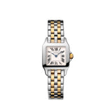 Cartier Santos Demoiselle watch, small model W25066Z6
