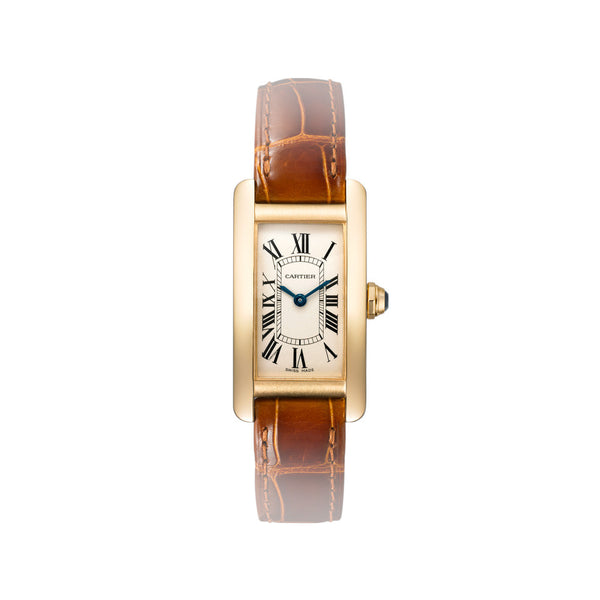 Cartier Tank Américaine watch, small model W2601556