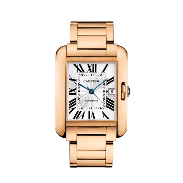 Cartier Tank Anglaise watch, extra-large model W5310002