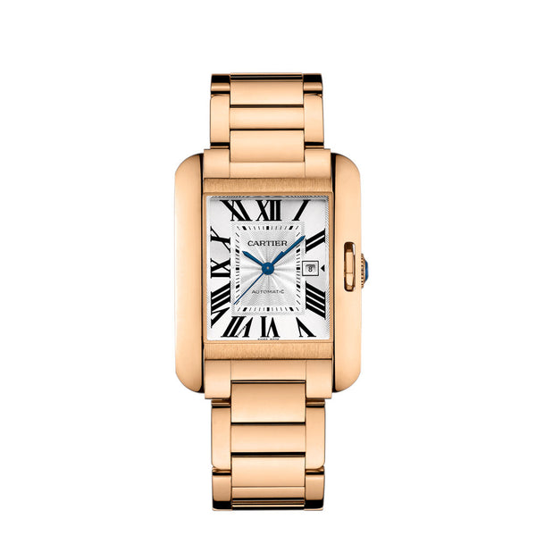 Cartier Tank Anglaise watch, medium model W5310003