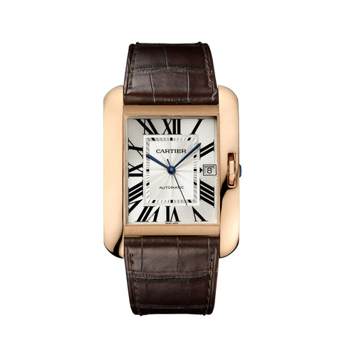 Cartier Tank Anglaise watch, extra-large model W5310004