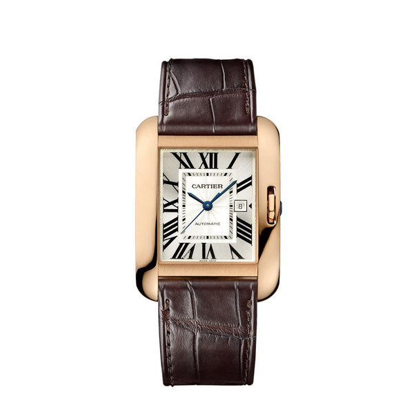 Cartier Tank Anglaise watch, large model W5310005