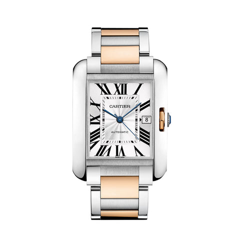 Cartier Tank Anglaise watch, extra-large model W5310006