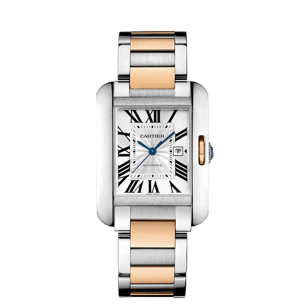 Cartier Tank Anglaise watch, medium model W5310007