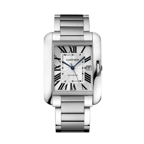 Cartier Tank Anglaise watch, extra-large model W5310008