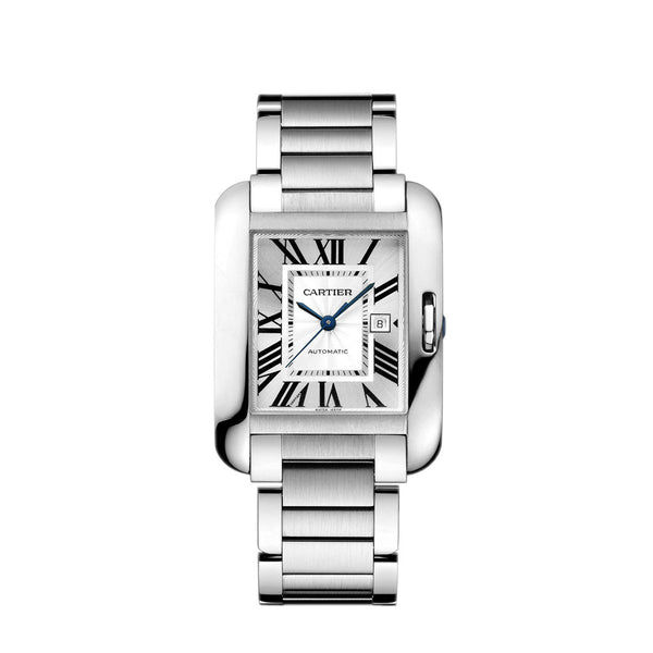 Cartier Tank Anglaise watch, large model W5310009