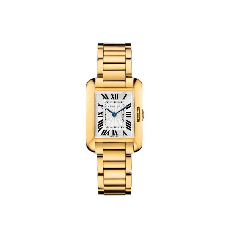 Cartier Tank Anglaise watch, small model W5310014