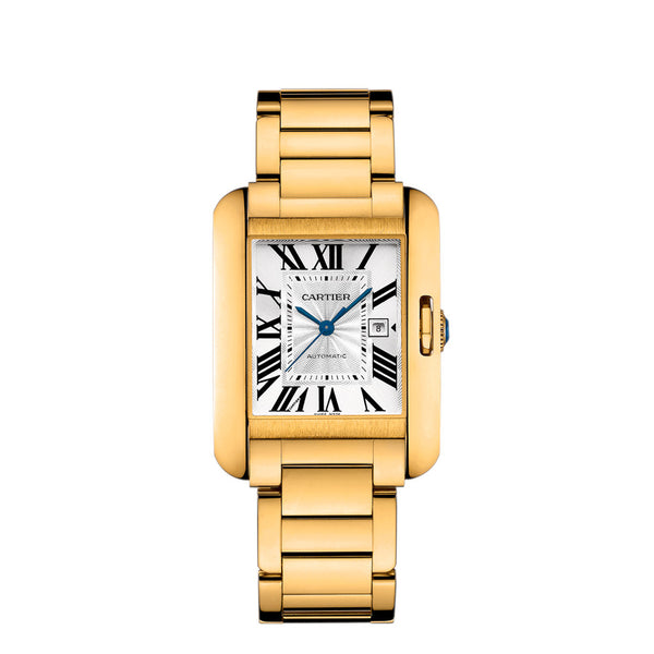 Cartier Tank Anglaise watch, medium model W5310015
