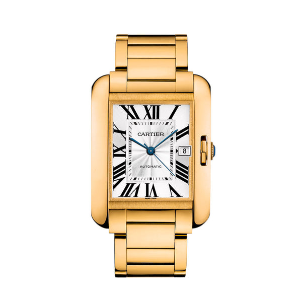 Cartier Tank Anglaise watch, extra-large model W5310018