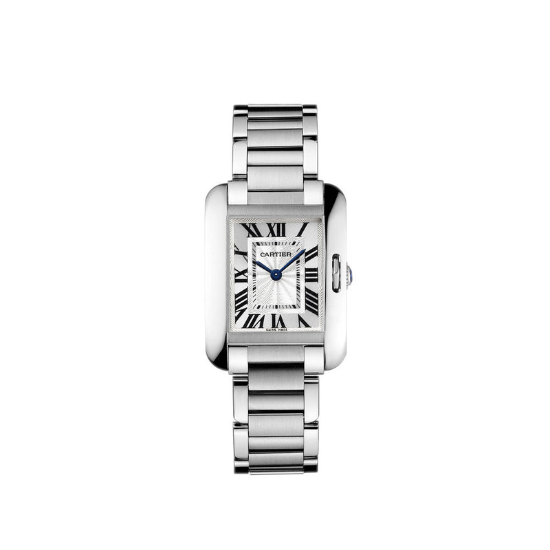 Cartier Tank Anglaise watch, small model W5310022