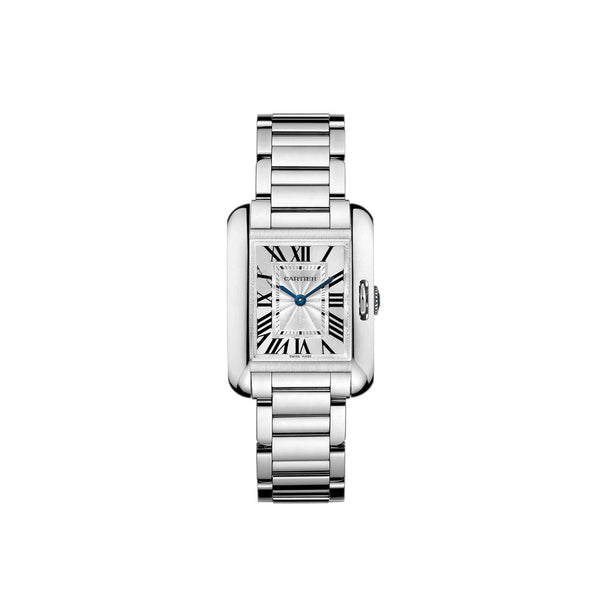 Cartier Tank Anglaise Watch, Small Model W5310023