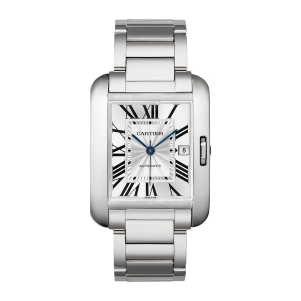 Cartier Tank Anglaise Watch, Extra-Large Model W5310025