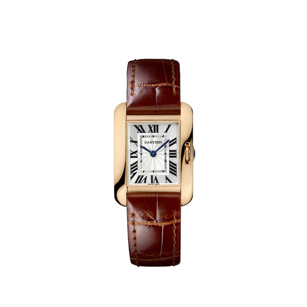 Cartier Tank Anglaise watch, small model W5310027