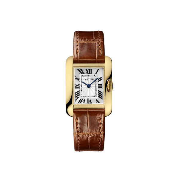 Cartier Tank Anglaise watch, small model W5310028