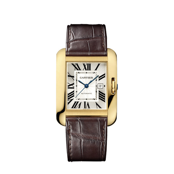 Cartier Tank Anglaise watch, large model W5310030