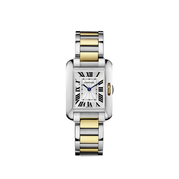 Cartier Tank Anglaise watch, small model W5310046