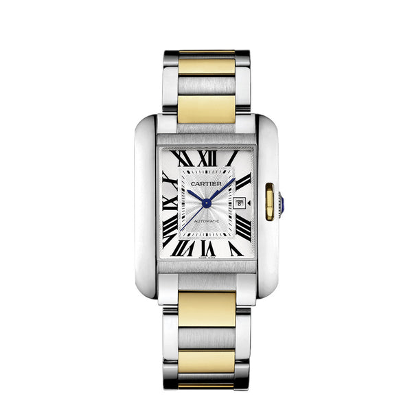 Cartier Tank Anglaise watch, large model W5310047