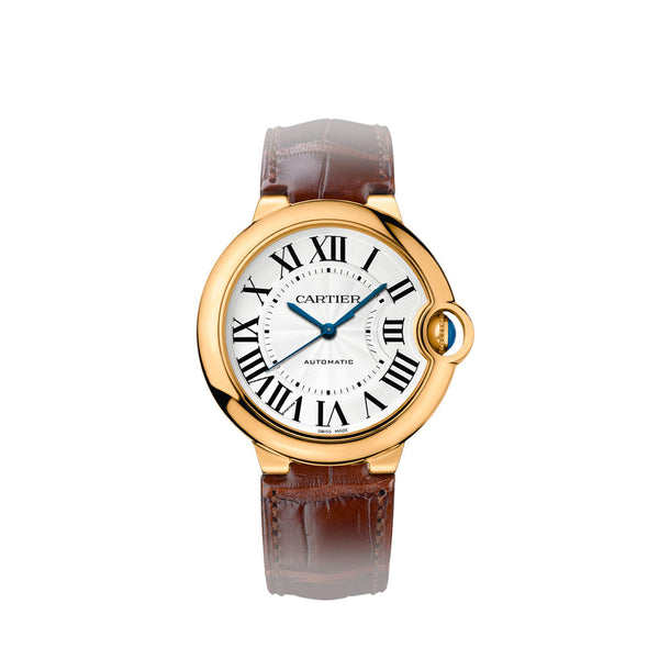 Ballon Bleu de Cartier watch, 36 mm W6900356