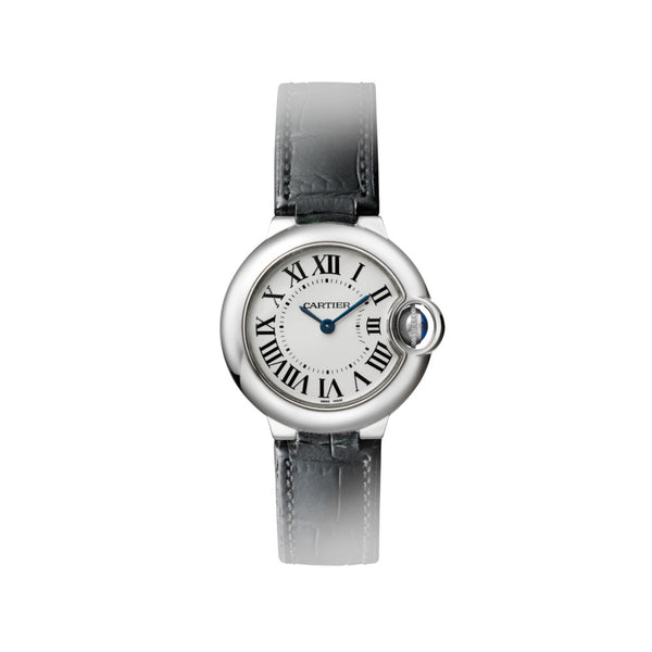 Ballon Bleu de Cartier watch, 28 mm W69018Z4