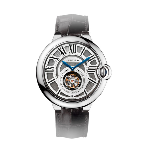 Ballon Bleu de Cartier flying tourbillon watch, extra-large model W6920021