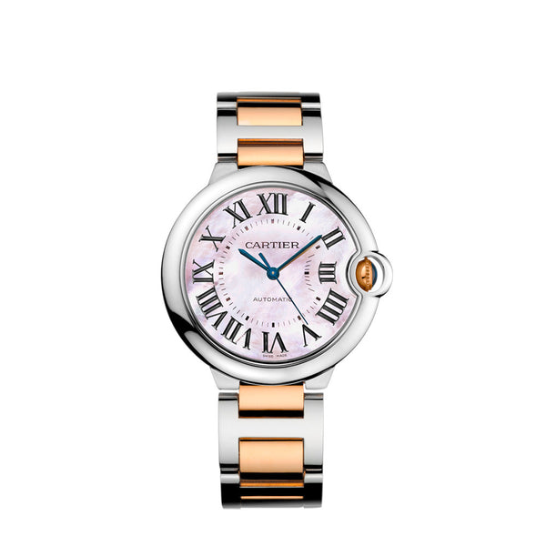 Ballon Bleu de Cartier watch, 28 mm W6920034