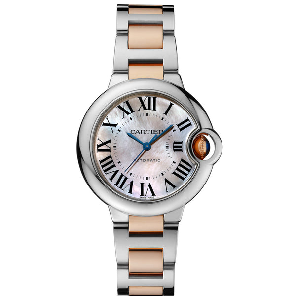 Ballon Bleu de Cartier watch, 33 mm W6920070