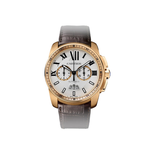 Calibre de Cartier Chronograph watch W7100044