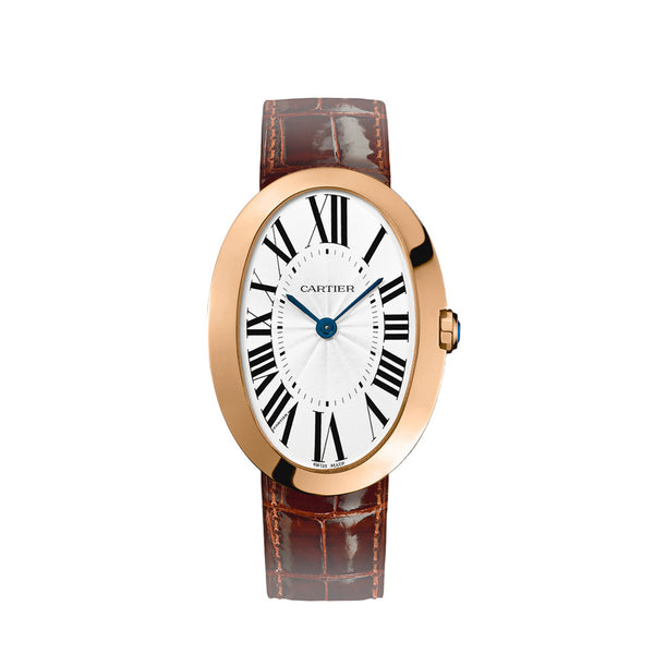 Cartier Baignoire watch, large model W8000002