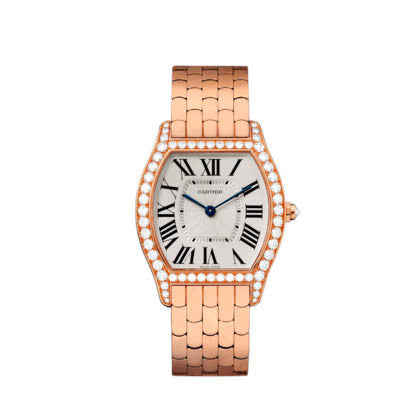Cartier Tortue watch WA501012