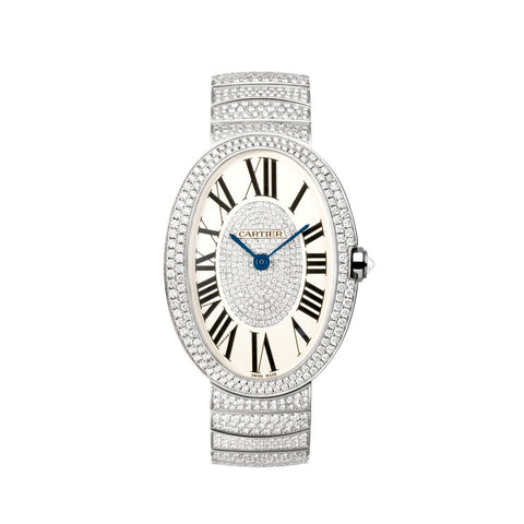 Cartier Baignoire Watch, Large Model WB520018