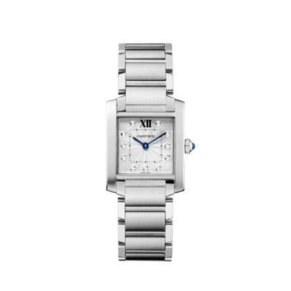 Cartier Tank Française watch WE110007