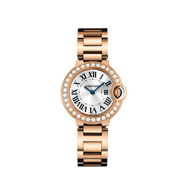 Ballon Bleu de Cartier watch, 28 mm WE9002Z3