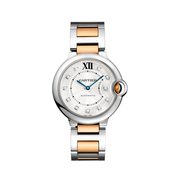 Ballon Bleu de Cartier watch, 36 mm WE902031