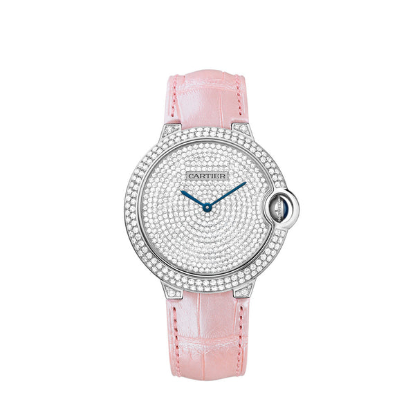 Ballon Bleu de Cartier watch, 36 mm WE902042
