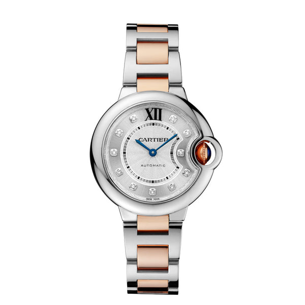 Ballon Bleu de Cartier watch, 33 mm WE902044