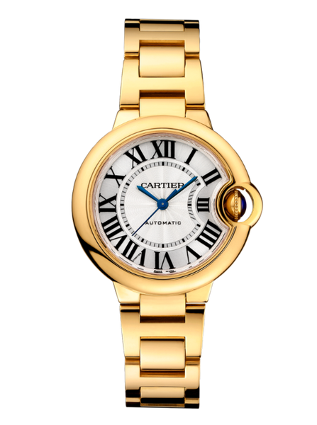 Ballon Bleu de Cartier 33 mm WGBB0005