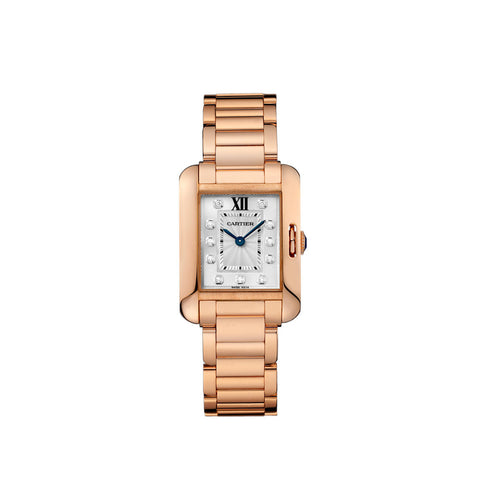 Cartier Tank Anglaise watch WJTA0004