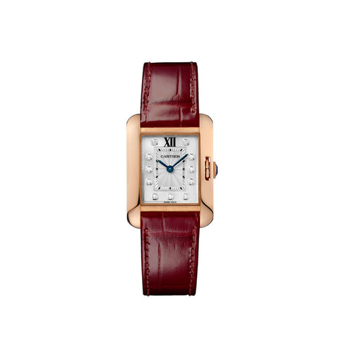 Cartier Tank Anglaise watch WJTA0007