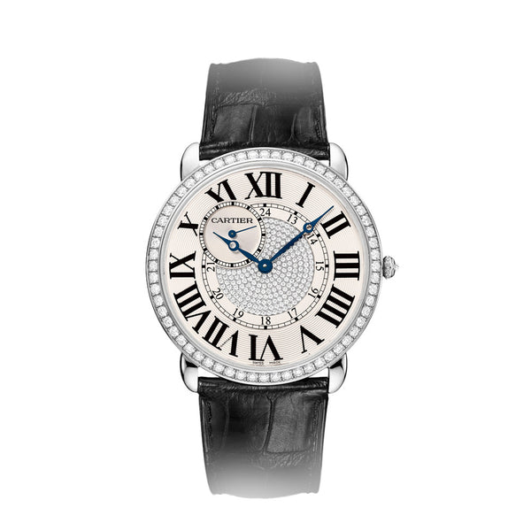 Ronde Louis Cartier Watch, 42 MM WR007004
